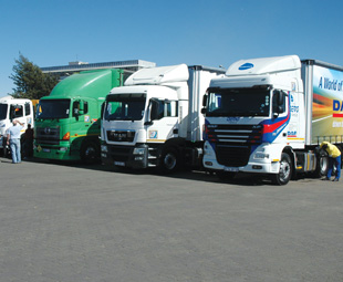 The first Truck Test, in 2012, featured extra-heavy vehicles – which make a triumphant return this year.