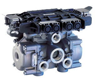 The ABS unit is one of WABCO's most tried and tested offerings.