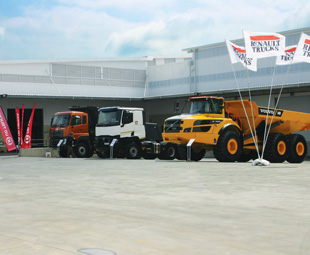 Volvo group goes big!