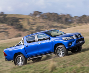 All-new Hilux debuts