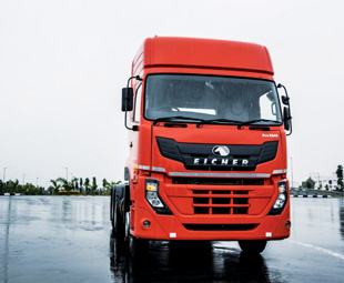Volvo Eicher's new Pro series shows definite signs of kinship with some familiar UD models.