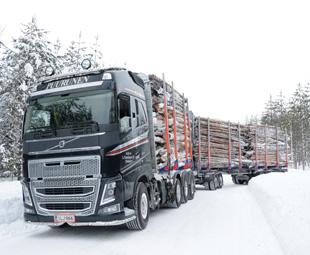 """Monster"" trucks in the Arctic"