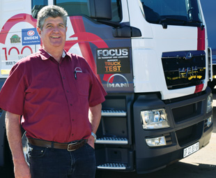 According to Du Plessis, Truck Test holds great value for manufacturers and operators alike.