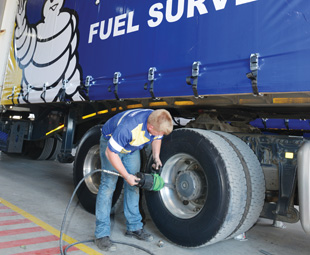 How fuel efficient are your tyres?