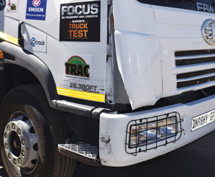Hitting the road for Truck Test 2015 highlighted the daily madness.