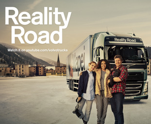Exciting TV from Volvo