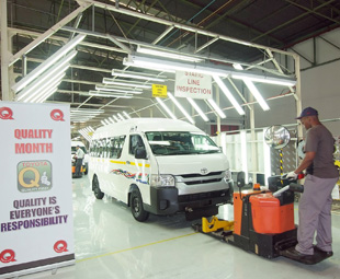 Local is lekker for SA's favourite minibus