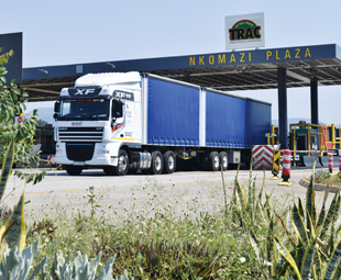 """""""The DAF XF will improve an operator's profitability,"""" says Babcock."""