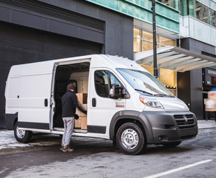 Ram's ProMaster version of the Fiat Ducato is contributing to the growing success of European vans in North America.