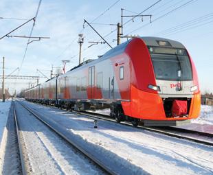 Russia's transportation renaissance