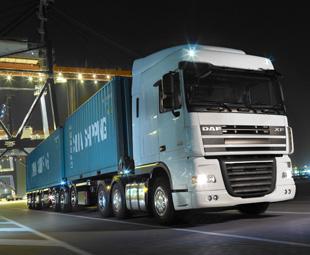 Standard fleet management in your DAF