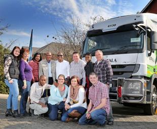 Idwala celebrates new additions to fleet