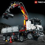 Mercedes-Benz launches new LEGO-edition Arocs