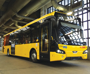 VDL Developing a Double-Decker for Berlin