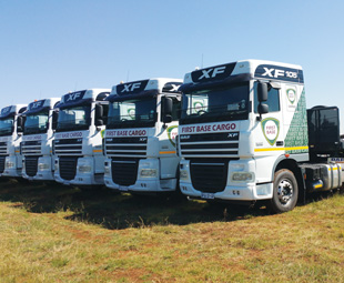 DAF supplied a fleet of second-hand vehicles to Edgebold JLT for its Mozambique-based operations.