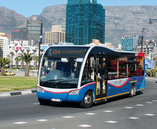 Building an environment for public transport