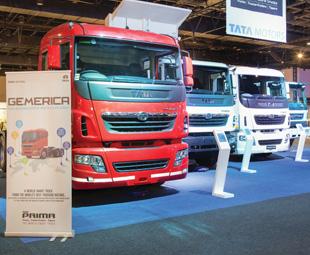 Tata talk at TruckX
