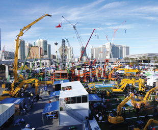 Only a month to Bauma