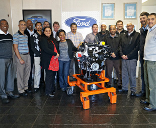 A new era for Ford's Struandale Engine Plant