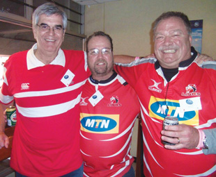A final send-off to Terence Kruger