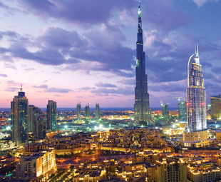 Dubai: the gateway to the gulf