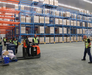 ID Logistics opens Atlas warehouse