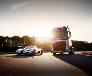 Volvo campaign takes top honours