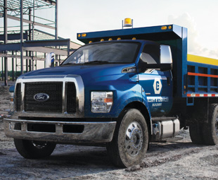 Ford has retaken total production and driveline responsibility for its North American cruiserweight truck range.