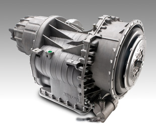 Allison's TC10 full-automatic transmission has been developed to take on the AMT brigade on a broader front.