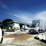 Fuso's new freighter – built for more
