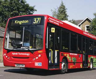 More on London's electric Buses
