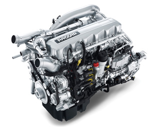 PACCAR has produced more than  100 000 MX-13 engines in North America.