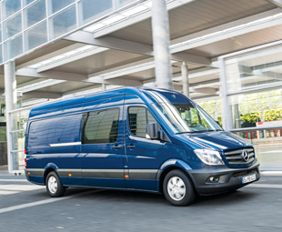 Twenty years and three generations on, the next Sprinter promises to be very different.