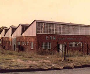 The same but different … the BPW premises in Chrisville, Johannesburg, in 1962, the 1980s and today.