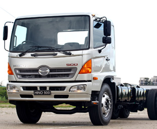 Hino SA restocks its trophy cabinet