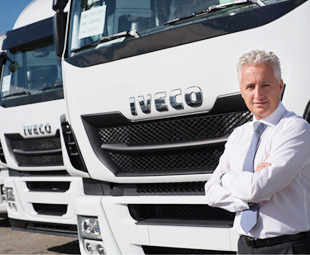 New head at Iveco