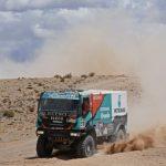 Iveco dominates Dakar, SA is on podium!