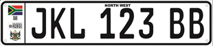 New number plates to curb crime