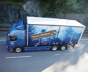 Hydrogen-powered commercial vehicles have returned some impressive fuel economy figures.