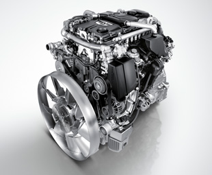 The Mercedes-Benz OM934/936 engine family, as part of Daimler's Medium Duty Engine Generation, will carry Detroit DD5/DD8 branding in North America.