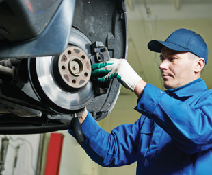 Simple maintenance can prevent advanced, and expensive, wear and tear to high-mileage vehicles.