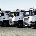 Scania Truck Rental: providing a total-solutions package