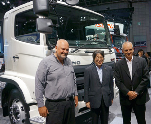 Hino has big plans for 2016