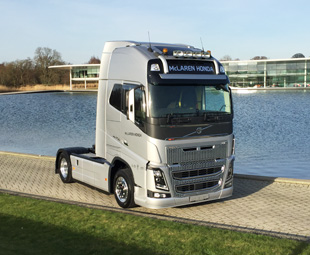Volvo enters Formula 1