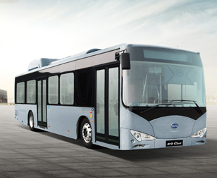 Africa's first electrcity buses on the way!