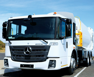 Mercedes-Benz has launched a dual-control version of its Econic low-cab range in Australia.