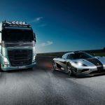The dangers of overtaking heavy-duty trucks