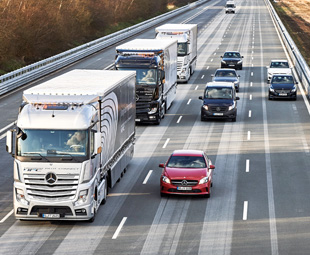 Connectivity; the new buzzword in transport and logistics