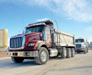 First new International truck branding emerges