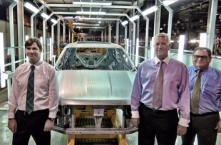 Ford expands local production